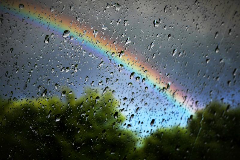 Bliver du også fanget i regnen?
